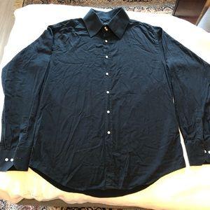 Gucci men's bottoms down shirt